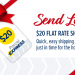 Holiday Helper: $20 Flat-Rate Gift Shipping