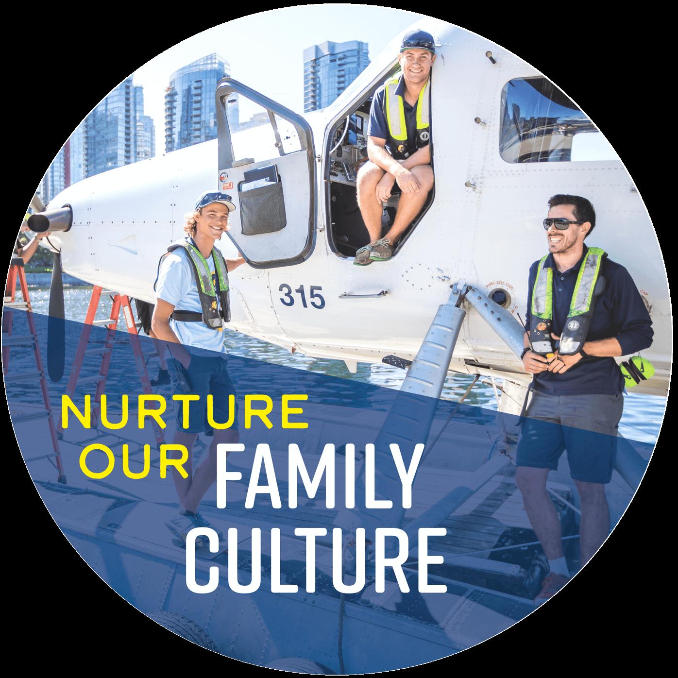 Nurture our family culture